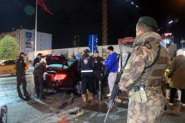 İstanbul'da teyakkuz Yeditepe Operasyonu