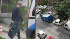 İstanbul'u kana bulayacak o terörist böyle yakalandı(Video)