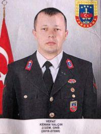 İzmir'de Şehit olan Asker Tokat'ta törenle defnedildi