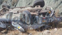 İzne gelen Asker kazada Ağır yaralandı