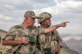 Jandarma Genel Komutanı:Dağlar Tamamen Temizlendi