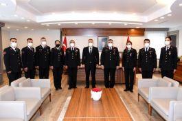 Jandarma milletin huzur ve güveni için gece gündüz çalışıyor