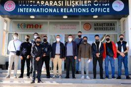Karabağ Şehitlerinin ve Gazilerinin çocukları Sivas'ta üniversite okuyor