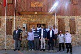 Belediye Başkanı Başbağlar katliamı Şehitliğini ziyaret etti