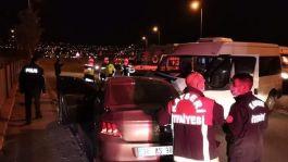 Kayseri'de kazada 6 Askerimiz yaralandı