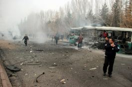 Kayseri'deki 15 Şehit davası devam ediyor