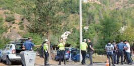 Kaza yapan özel harekât polisi şehit oldu