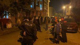 Kendilerini uyaran Polislere saldırdılar 5 Polis yaralı