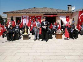 Kıbrıs Barış Harekatı'nın 46. yıl dönümünü kutladı