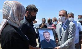 Kıbrıs Gazisi  Amasya'da son yolculuğuna uğurlandı