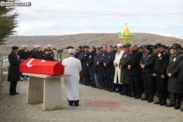 Kıbrıs Gazisi Çankırı'da toprağa verildi