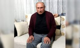 Kıbrıs gazisi korona virüsten dolayı vefat etti