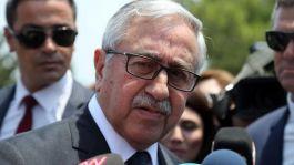 Kıbrıs Türk'tür Türk kalacak sözü eskide kaldı dedi