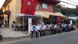 Kıbrıs'ta Şehit olan Askerin ailesine haber verildi