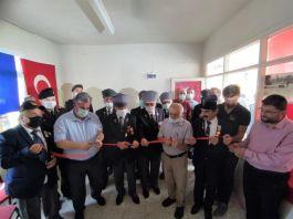 Kınık Muharip Gaziler Derneği açıldı
