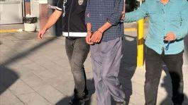 Kırmızı bültenle aranan terörist Hatay'da yakalandı