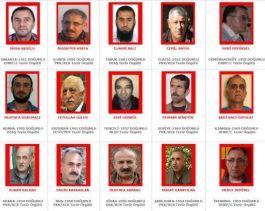 Kırmızı listede aranan Terörist teslim oldu