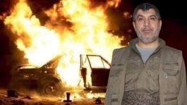 Kırmızı listedeki Sözde komutan Terörist öldürüldü