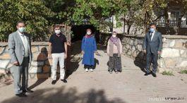 Kırşehir'de il Müdürlüğü 4 şehit ailesini ziyaret etti