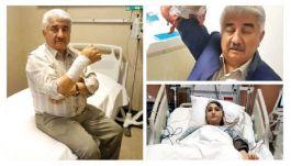 Kızı, Eşi ve kendisi Gazi olan Akp Hatay Milletvekili o geceyi anlattı