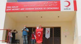 Kızılay şehidinin adı Suriye'de yaşatılacak