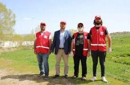 Kızılay'dan şehit aileleri ve gazilere yardım