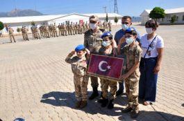 Komandolar dualarla Suriye'ye uğurlandı(Video)