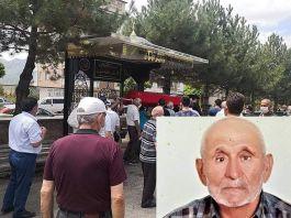 Konya da vefat eden kore Gazisi Defnedildi