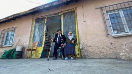 Kore Gazisi evinin yıkılmasını istemiyor