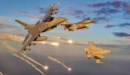 Kuzey Irak Hakurk Bölgesinde 4 Terörist öldürüldü