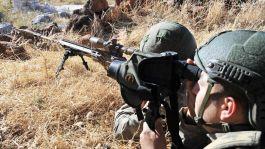 Kuzey Irak Metina'da 3 Terörist öldürüldü