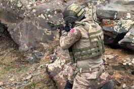 Kuzey Irak ve Tunceli'de Toplam 19 terörist öldürüldü