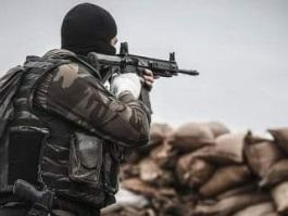 Kuzey Irak'a operasyon 3 pkk terörist öldürüldü