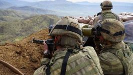 Kuzey Irak'ta 6 Terorist öldürüldü