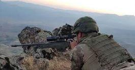 Kuzey ırak'ta 8 terörist öldürüldü