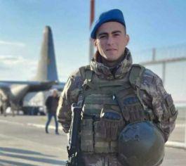 Kuzey Irak'tan Acı Haber 1 Asker Şehit oldu