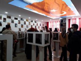 Lisedeki Şehitler Köşesi genişletilerek Şehitler Müzesine dönüştürüldü