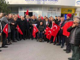 Maaşı Kesilen Gaziler Açıklaması(Ankara)