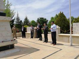 Malatya da şehit olan 34  Bordo Bereli Askerimiz anıldı