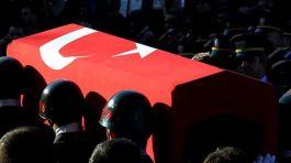 Mardin'den acı haber 1 Askerimiz şehit oldu