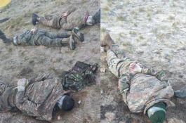 Mayın döşeyen Ermeni askerleri esir alındı