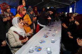 Meral Akşener'den Şehit Ailesine ziyaret