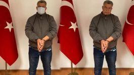 MİT pkk'lı teröristi Ukraynada pakekledi getirdi