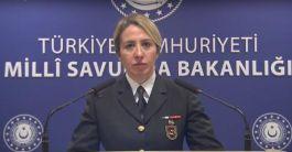 MSB aylık faaliyet terör operasyonları açıklaması
