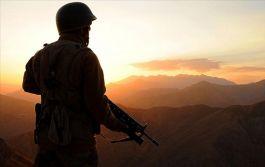 MSB Son bir ayda 75 terörist etkisiz öldürüldü