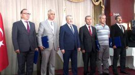 Mustafa Çalışkan'dan 23 şehit polis yakınına ev sözü