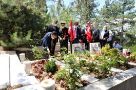 O İlde  100 Şehit mezarı 60 günde yenilenecek
