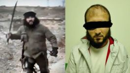 O Terörist İstanbul'da yakalandı