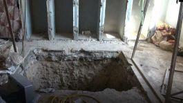 Okulun bodrumunda Pkk'nın karargahı bulundu