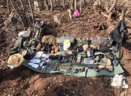 Öldürülen 3 PKK'lı teröristten birinde virüs tespit edildi